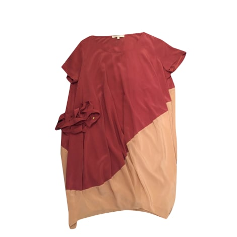Robe courte MAJE Multicouleur