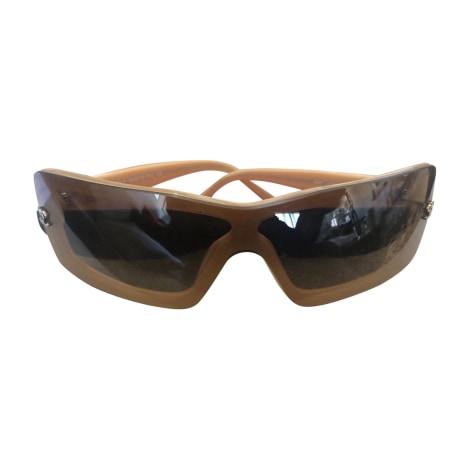 Sunglasses CHANEL Beige, camel