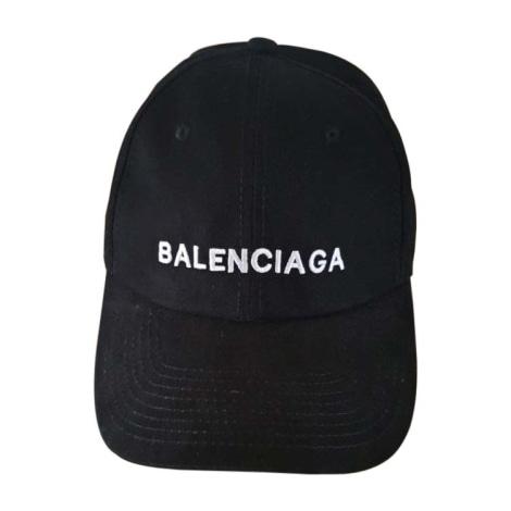 Cap BALENCIAGA Black