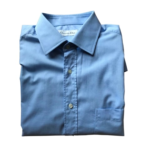 Shirt DIOR HOMME Blue, navy, turquoise