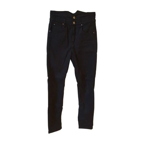 Jeans slim ISABEL MARANT ETOILE Noir