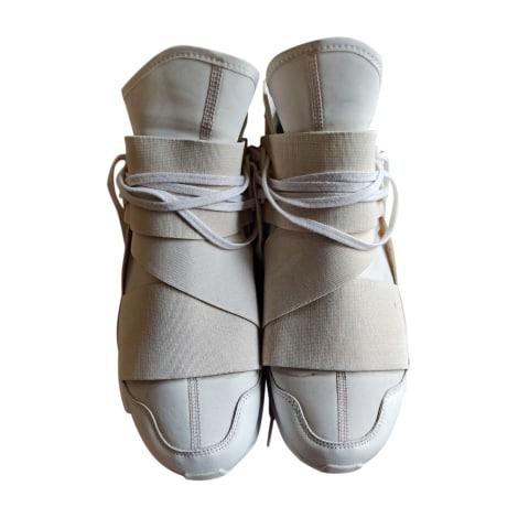Sports Sneakers YOHJI YAMAMOTO White, off-white, ecru