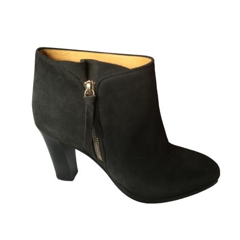 High Heel Ankle Boots SÉZANE Black