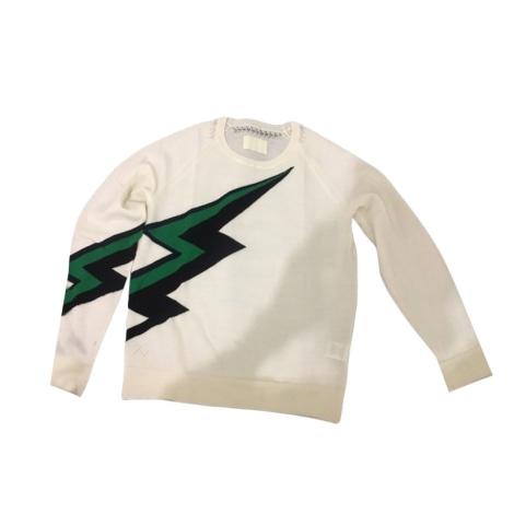 Sweater ZADIG & VOLTAIRE White, off-white, ecru