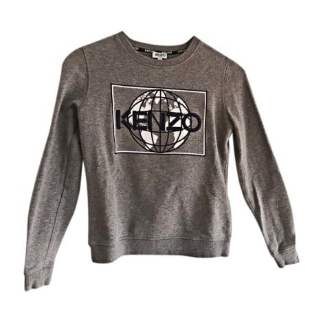 Sweatshirt KENZO Gray, charcoal