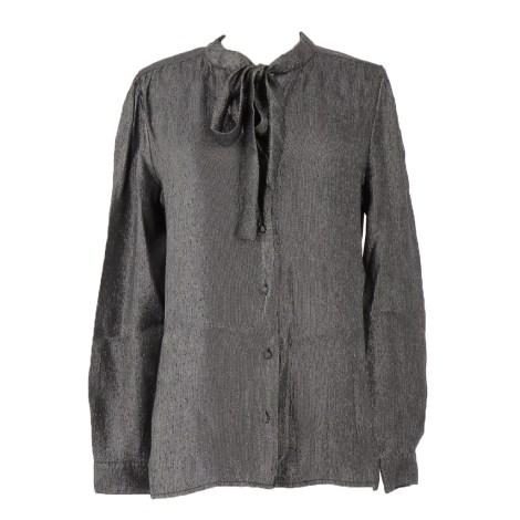Shirt MAJE Gray, charcoal