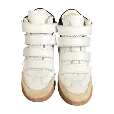 Sneakers ISABEL MARANT White, off-white, ecru