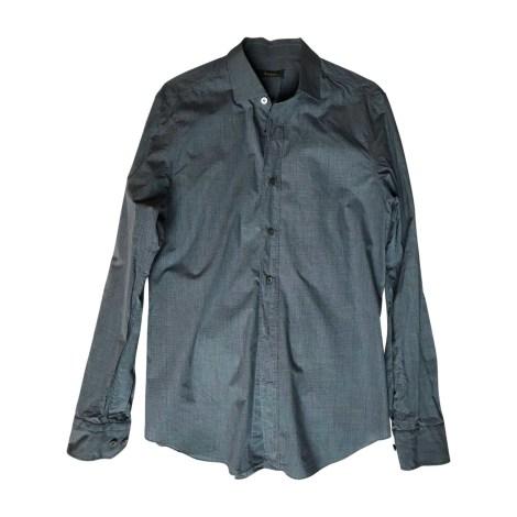 Shirt BERLUTI Blue, navy, turquoise
