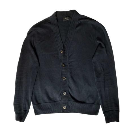 Vest, Cardigan BERLUTI Blue, navy, turquoise