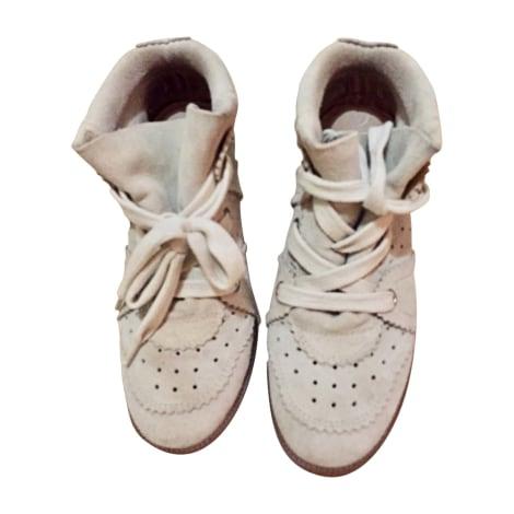 Sneakers ISABEL MARANT ETOILE Beige, camel