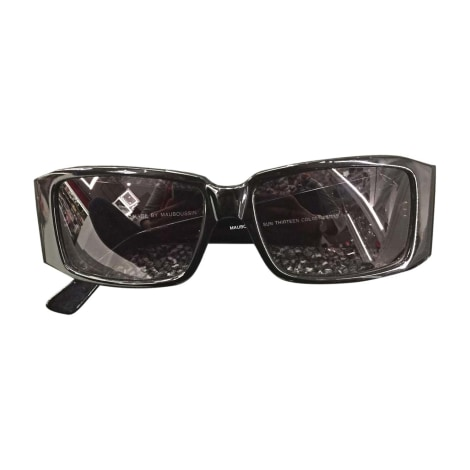 Sunglasses MAUBOUSSIN Black