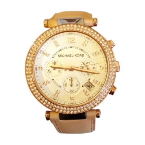 Wrist Watch MICHAEL KORS Or rose