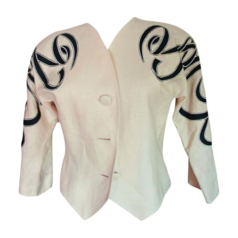 Jacket EMMANUELLE KHANH White, off-white, ecru