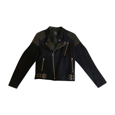 Zipped Jacket ALEXANDER MCQUEEN Black