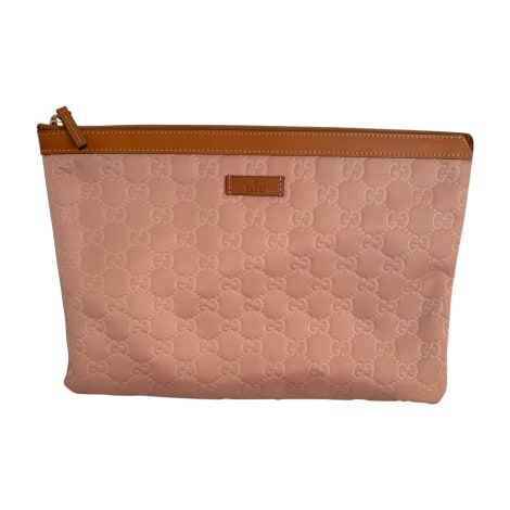 Handtaschen GUCCI Pink,  altrosa