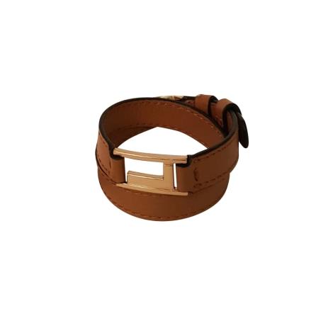Bracelet LANCEL Beige, camel