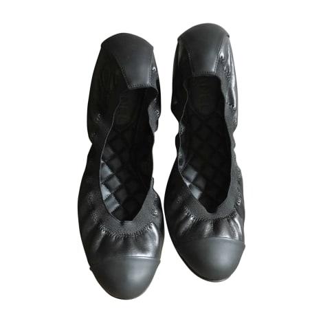 Ballet Flats CHANEL Black