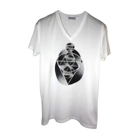 T-shirt DIOR HOMME White, off-white, ecru