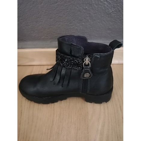 Ankle Boots GIOSEPPO Black
