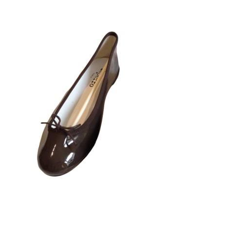 Ballet Flats REPETTO Brown