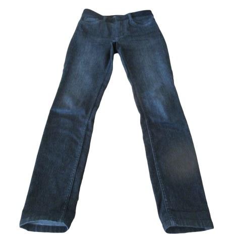 Jeans dritto MAJE Grigio, antracite