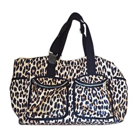 Non-Leather Handbag SONIA RYKIEL Brown