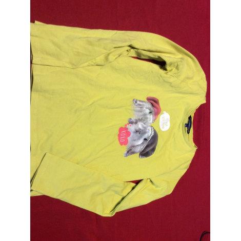 Top, Tee-shirt JBC Jaune