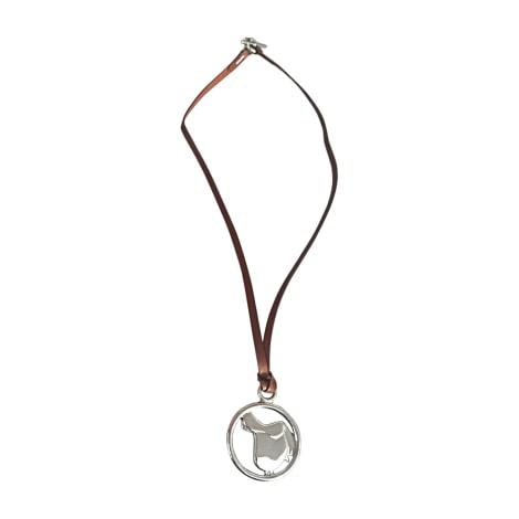 Necklace HERMÈS Silver