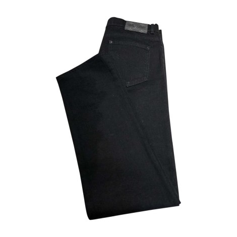 Pantalon slim LOUIS VUITTON Noir