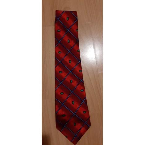 Cravate CHRISTIAN LACROIX Rouge, bordeaux