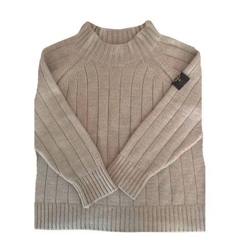 Sweater STONE ISLAND Beige, camel