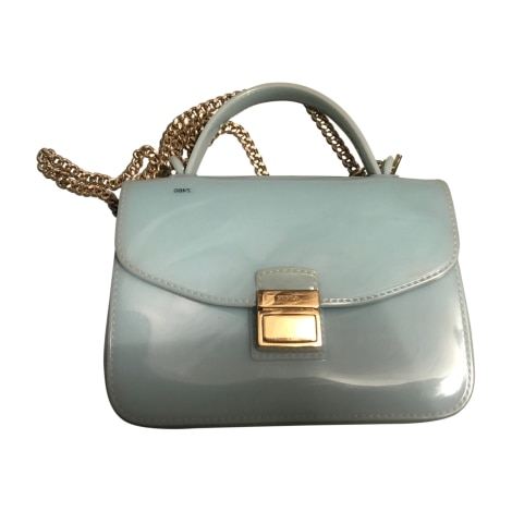 Non-Leather Shoulder Bag FURLA Blue, navy, turquoise