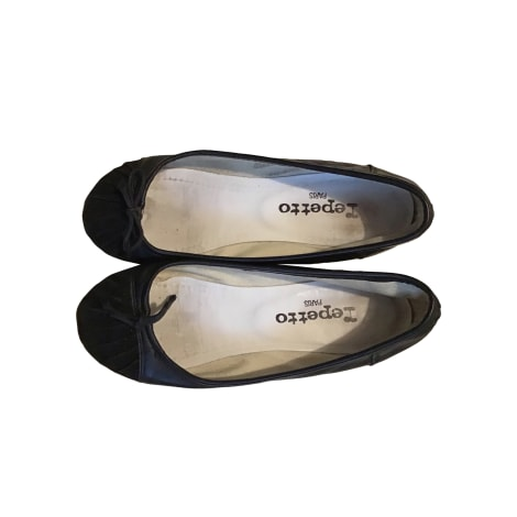 Ballet Flats REPETTO Black
