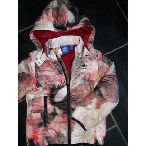 Down Jacket ADIDAS Pink, fuchsia, light pink