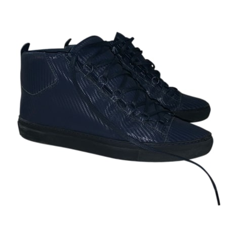 Sneakers BALENCIAGA Blue, navy, turquoise