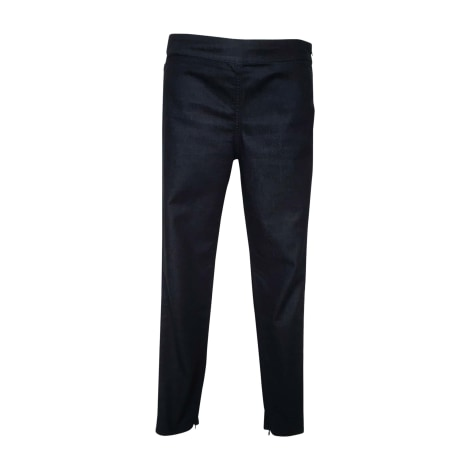 Jeans slim PRADA Bleu, bleu marine, bleu turquoise