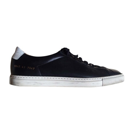 Baskets COMMON PROJECTS Noir