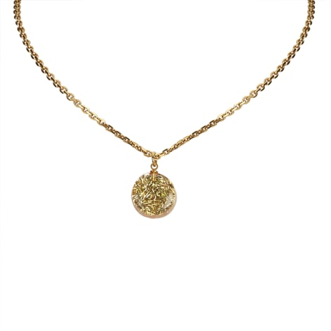 Collier CHANEL Gold