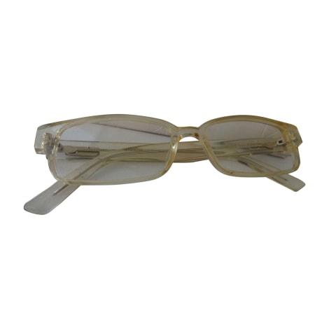 Eyeglass Frames GUCCI White, off-white, ecru