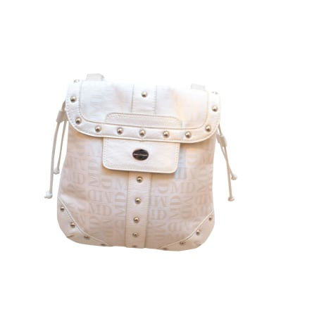 Non-Leather Shoulder Bag MAC DOUGLAS White, off-white, ecru