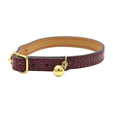 Bracelet HERMÈS Red, burgundy
