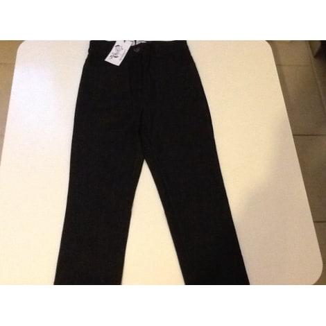 Pantalon droit LA REDOUTE Noir