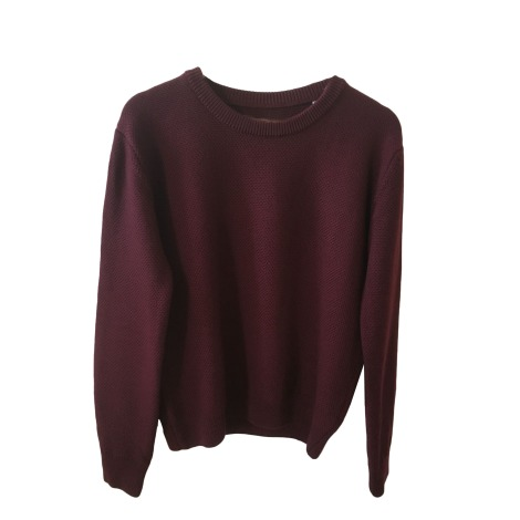 Sweater BONNE GUEULE Red, burgundy