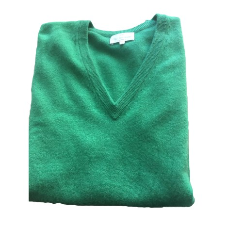 Gilet, cardigan ERIC BOMPARD Verde