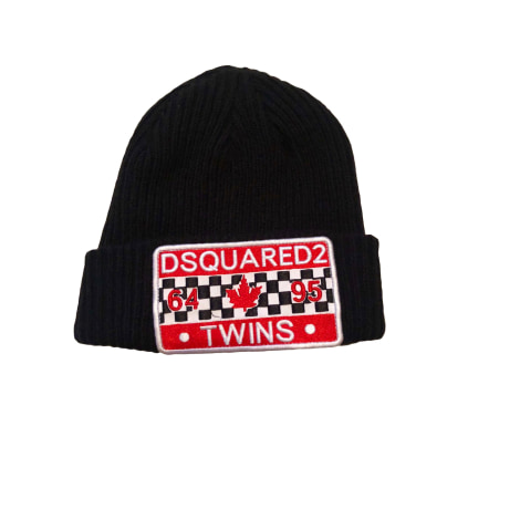 Beanie DSQUARED2 Black