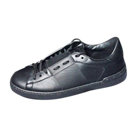 Sneakers VALENTINO Open Black