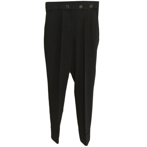 Pantalon large CLAUDIE PIERLOT Noir