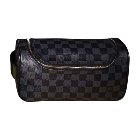 Satchel LOUIS VUITTON Black