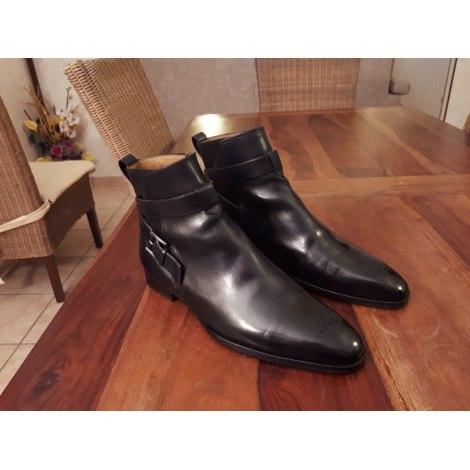 Ankle Boots STEFANOBI Black