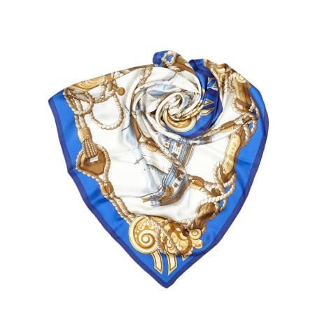 Echarpe HERMÈS Blue